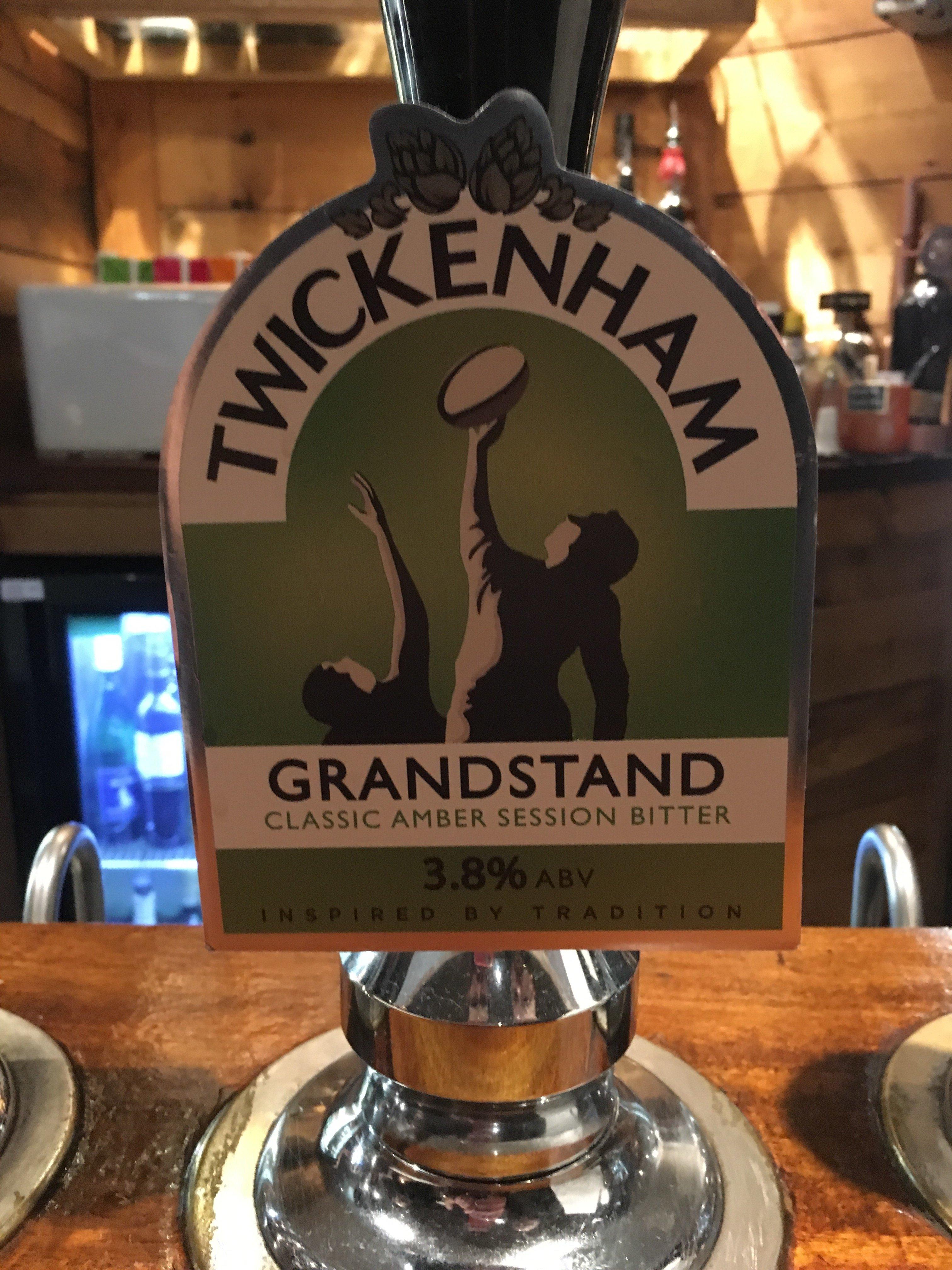 Twickenham Bitter Ale