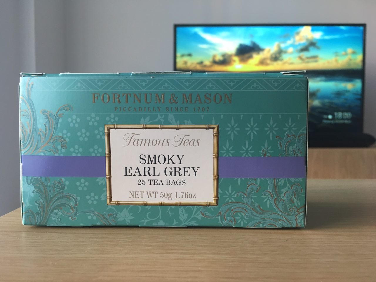 Fortnum & Mason Smoky Earl Grey Tea