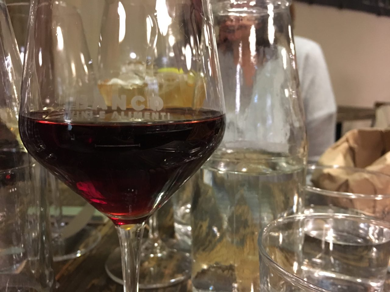 Grignolino red wine