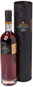 Otima Port, box and bottle